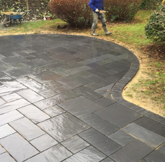 New Patio Cobham