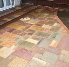 Stone Patios Epsom Downs