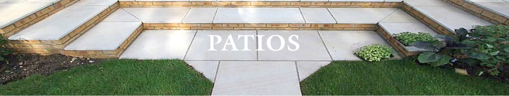 Garden Patio Installers Epsom