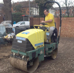Digger Quotation Surrey