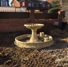 Quote for Pond Design Oxshott